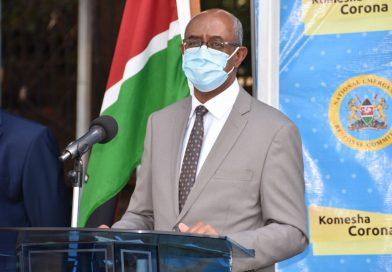 176 more Covid-19 cases in Kenya now 6366 – Health CAS Rashid Aman