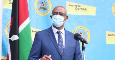 247 more Covid-19 cases in Kenya today now 7188 – Health CAS Rashid Aman