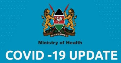 1554 new cases, 599 recoveries and 14 succumb to Covid-19 in Kenya