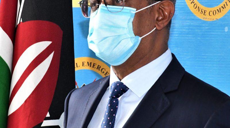 605 more test positive for Coronavirus in Kenya now 23,202 – Health CAS Dr Rashid Aman