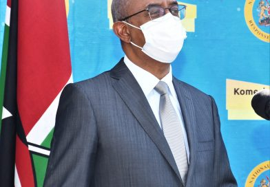 538 more Covid-19 cases in Kenya now 24411 – Health CAS Dr. Rashid Aman