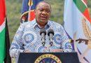 President Uhuru Kenyatta New Year Message 2021