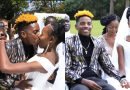 Carol Band Beca finally weds Eric Omondi