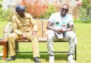 DP Ruto meets Khaligraph Jones, Willy Paul, DJ Joe Mfalme, Nadia Mukami among other artists at  Karen