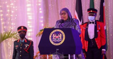 My visit is aimed at cementing Kenya-Tanzania ties, President Suluhu says