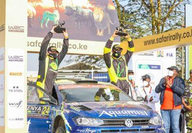 Kenya Will Host WRC Safari Rally For Five Consecutive Years, President Kenyatta Announces